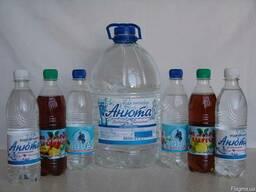 Вода, холодный чай, уксус (обычный, виноградный, яблочный)