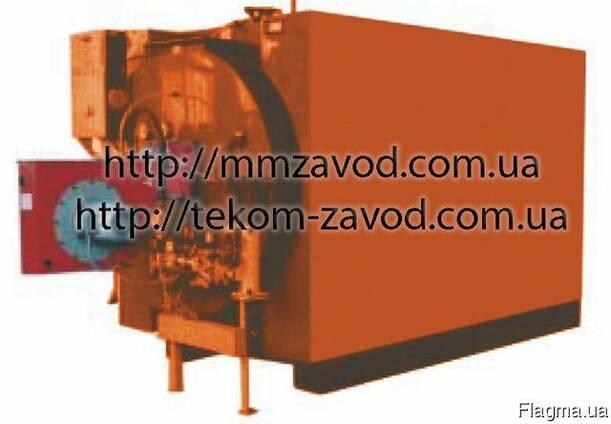 Водогрейный котел КСВа-2.0, ВК-21 (газ, мазут, печное)