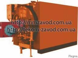 Водогрейный котел КСВа-1.0, ВК-22 (газ, мазут, печное)