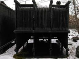 Водогрейный котел КВГ-4, 65-150 и КВГ-7, 56-150