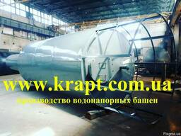 Водонапорные башни системы Рожновского