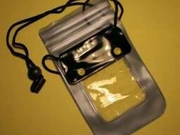 Водонепроницаемый силиконовый чехол для телефона/документов - фото 1