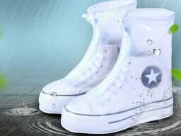 Водонепроницаемые чехлы на обувь от дождя S