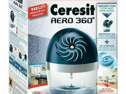 Водопоглотитель Ceresit STOP ВЛАГА AERO 360 градусов 450 г с