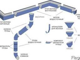 Водосточная система Dzhun металлическая