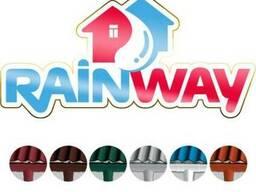 Водосточная система Rainway-защита Вашего дома