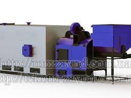 Водотрубные котлы серии КВТС-1400 (твердотопливные, водогрейные)