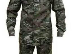 Военная форма камуфляж Мультикам