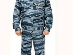 Военно полевая, охранная одежда, комуфлированая