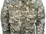 Военный бушлат пиксель, продажа оптом и в розницу - фото 1