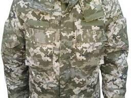 Военный бушлат пиксель, продажа оптом и в розницу