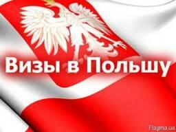 Воеводская виза в Польшу ( годовая виза)
