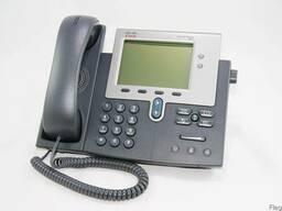 VOIP телефон-конференция | Cisco CP-7941G | АТС Asterisk