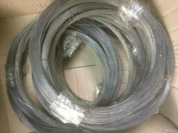 Вольфрамовая проволока, вольфрамовий дріт д.0,4мм-1,0мм