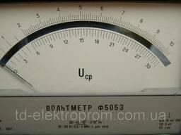 Вольтметр Ф5053 (Ф 5053, Ф-5053)