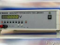 Вольтметр переменного тока ЦВ8500/3