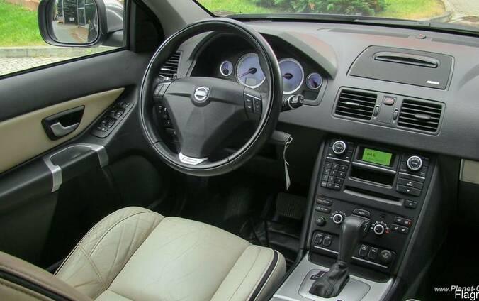 Volvo XC90 (Вольво XC90) Аirbag водителя , пассажира