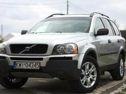 Volvo XC90 (Вольво XC90) Разборка запчасти б.у 2003-2015 год