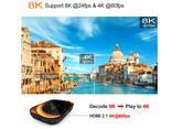 Vontar X3 4/32GB S905X3 8K ТВ приставка Smart TV box X96H96 - фото 5
