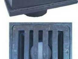 Воронка чугунная водосливная ВР – 100 355*355*175 мм