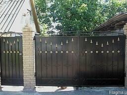 Ворота - фото 3