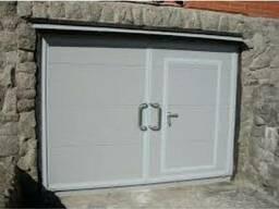 Ворота для гаража №6