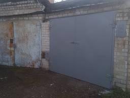 Ворота, двери, навесы, калитки, заборы металлические