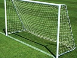 Ворота для футбола детские с сеткой