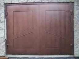 Ворота гаражные №5