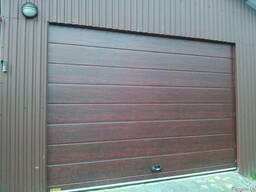 Ворота гаражные от Европейских производителей - фото 1