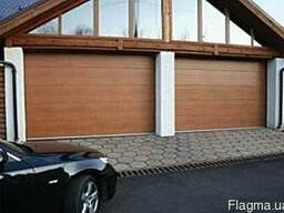 Ворота гаражные любой конструкции