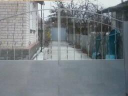 Ворота гаражные, ворота въездные, калитки - фото 4