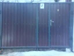 Ворота гаражные, ворота въездные, калитки - фото 5