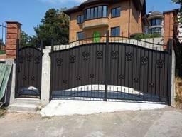 Ворота калитки Мариуполь