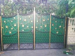 Ворота, калитки, входные двери