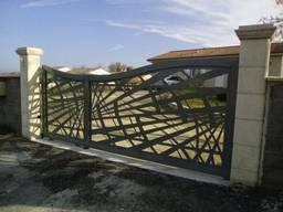 Ворота, калітки з індивідуальним дизайном