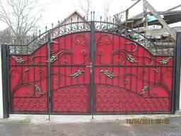 Ворота ковавні