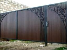 Ворота, Навесы, Сварочные работы.