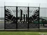 Ворота , огорожі, сходи металічні - фото 2