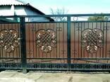 Ворота Перила Решетки Оградки - фото 5