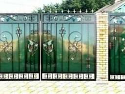 Ворота Перила Решетки Оградки