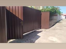Ворота распашные L4м*H2м