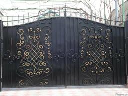 Ворота распашные от производителя