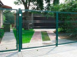 Ворота розпашні 200х50мм.
