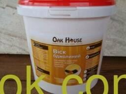 Воск пчелиный для обработки и защиты древесины 3 л