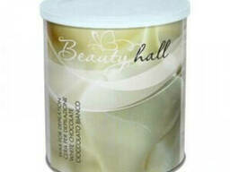 Воск в банке белый шоколад / BeautyHall White Chocolate. ..