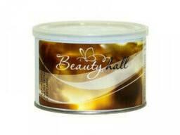 Воск в банке натуральный / BeautyHall Yellow, 400 мл
