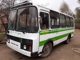 Ремонт кузова автобусов ПАЗ 3205
