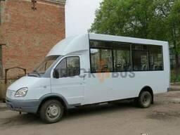 Кузовной ремонт автобусов РУТА