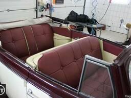 Восстановление авто салона тюнинг авто ателье, ткани